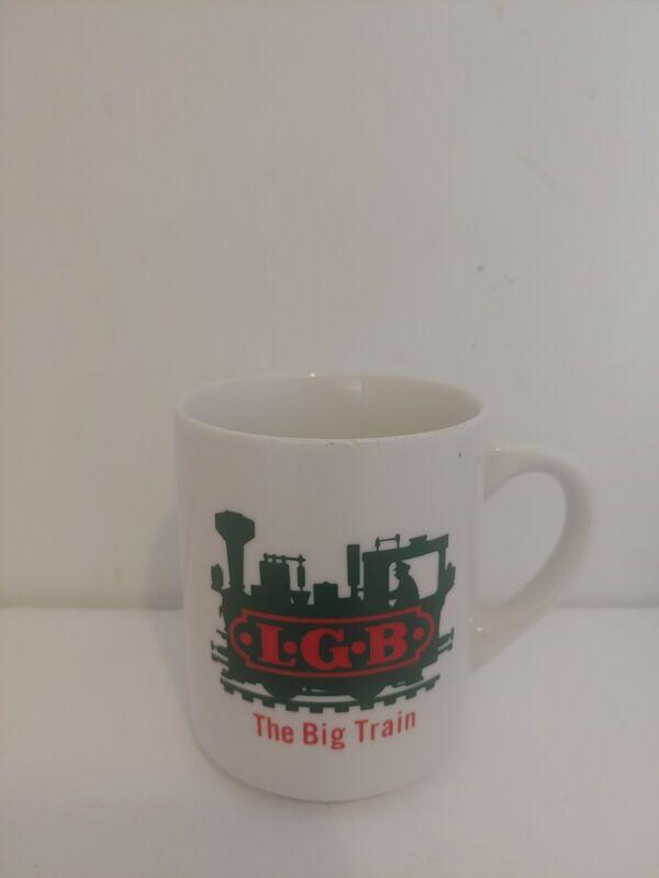 LGB The Big Train Cup Mug