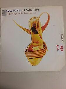 "a4 vinyl 12"" LOVESTATION TEARDROPS ( FOOTSTEPS ON THE DANCEFLOR ) ERIC KUPPER - Italia - a4 vinyl 12"" LOVESTATION TEARDROPS ( FOOTSTEPS ON THE DANCEFLOR ) ERIC KUPPER - Italia"