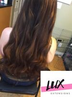 Hair extensions 275$ one time only