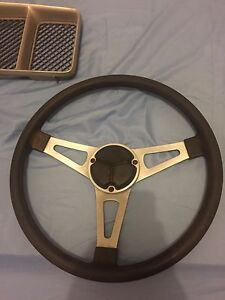 RT Charger Steering Wheel Sunbury Hume Area Preview