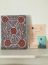 Untitled Painting by Clayton Hunter, Aboriginal Artist Fremantle Fremantle Area Preview