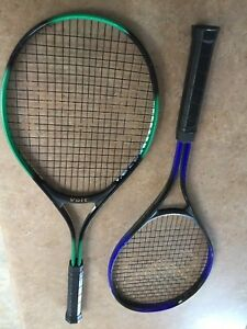 Two Voit Atomic 27 Rackets