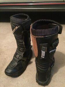 O'Neil size 6.5 dirt bike boots