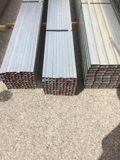 SALE PATIO TUBE/SHS POSTS/ROOF & WALL SHEETING