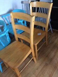 Mix & match chairs