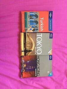 3 x Lonely Planet travel guides Wellington Point Redland Area Preview