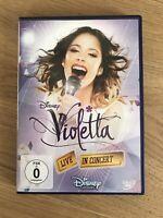 Violetta live in concert DVD Disney Nordrhein-Westfalen - Unna Vorschau