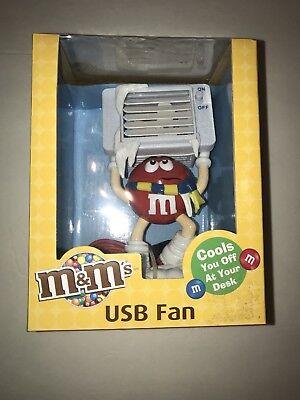 New M&Ms  USB Fan