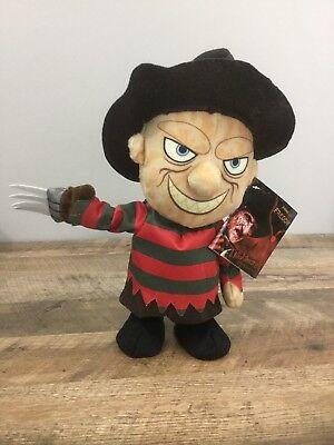 "Animated Walking Freddy Kreuger A Nightmare On Elmstreet Halloween 13"" Tal"