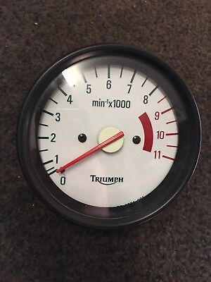 2000 TRIUMPH TIGER 955I REV COUNTER TACHOMETER
