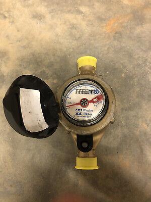 34 Water Meter - Master Meter 19568 7.5 Long Gallons Dialog Register