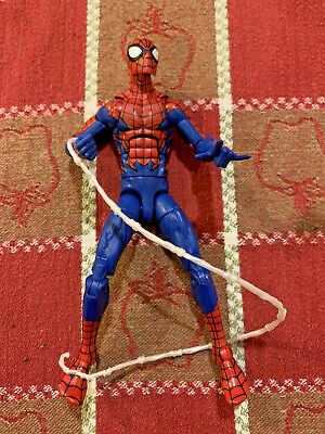 Marvel Legends SPIDER-MAN HOUSE OF M 6 inch Action Figure Loose Free Shipping