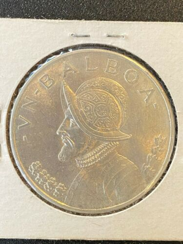 1947 Panama Silver 1 Balboa