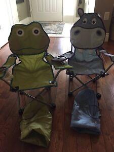 Children's lawn chairs