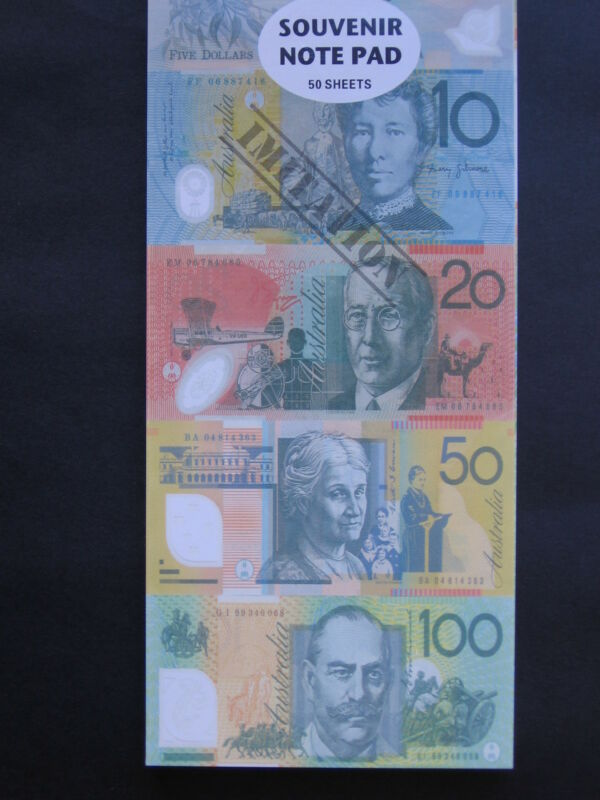 Australian ten-dollar note