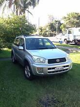 2003 Toyota RAV4 Wagon Byron Bay Byron Area Preview