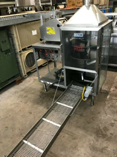 BE&SCO Beta 900 tortilla machine