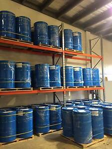 44 Gallon- 200 Litre Food Grade Steel Drums Varsity Lakes Gold Coast South Preview