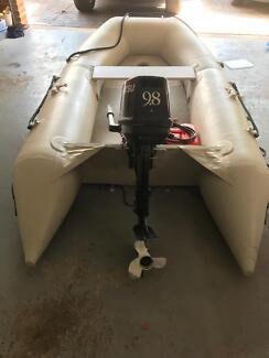 Quicksilver inflatable tender