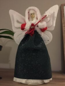 Christmas Fairy Decoration