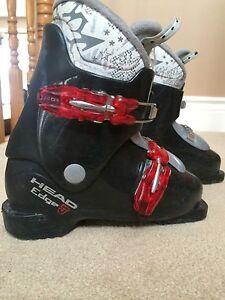 Kids Head Ski Boots