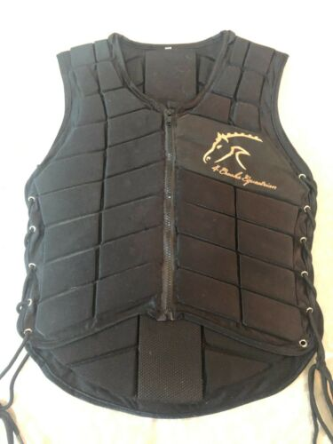 Protective Riding Vest - Small