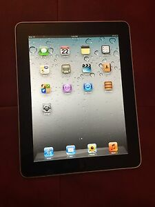 ipad 1 Silver , 16 GB , Working 100%