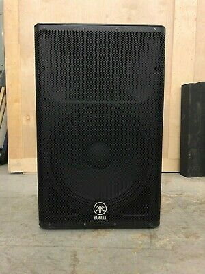"Yamaha DXR15 15"" Active Speakers"