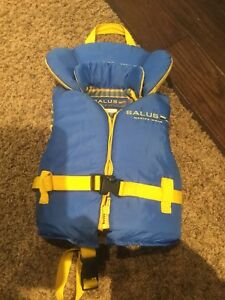 SALUS NIMBUS CHILDS LIFE JACKET