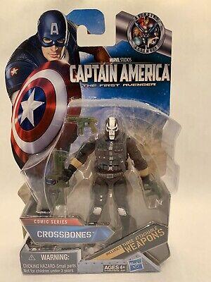 Captain America Crossbones (Hasbro Captain America The First Avenger)