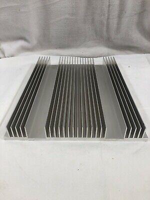 Big Giant Large 24 Fin Aluminum Heat Sink 12 X 9-78 X 1-516