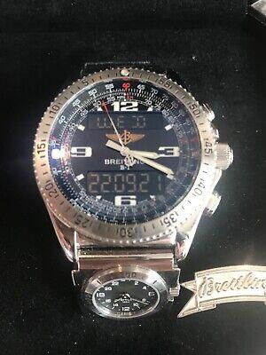 Breitling B1 with UTC