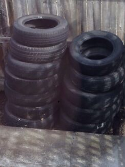 Free tyres  Glenorchy Glenorchy Area Preview