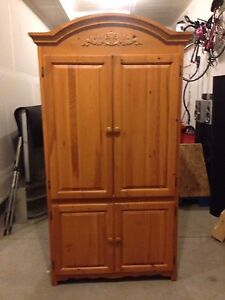 Tv Armoire - Can Deliver Must Go