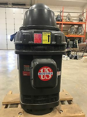 100hp Us Electric Vertical Hollow Shaft Motor