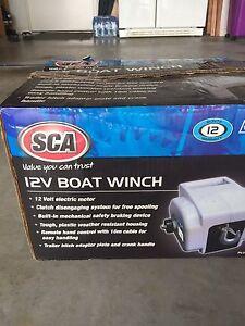 12V Boat Winch Coomera Gold Coast North Preview