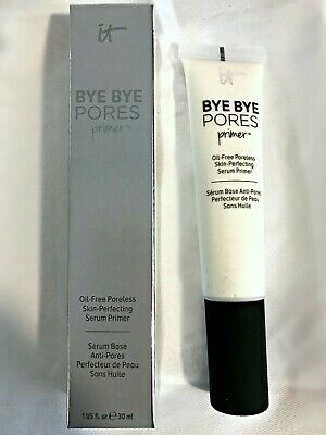 - IT COSMETICS Bye Bye Pores Oil Free Poreless Skin Perfecting Serum PRIMER 30ml