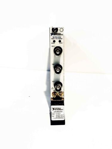 National Instruments NI PXI-5154 PXI 1 GHz, 2 GS/s, 8-Bit PXI Oscilloscope