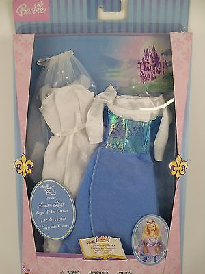 Barbie Doll Fashions Swan Lake 2 Gown Dress Set Bride NEW NIP