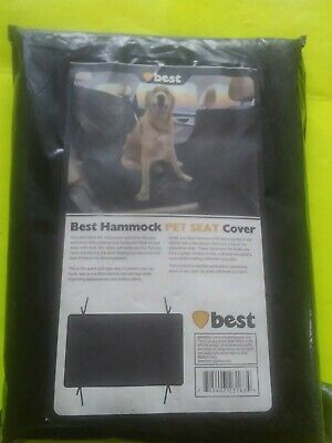 Best Hammock Waterproof Pet Dog Cat Car Seat Cover Blanket Protector (Best Dog Car Hammock)
