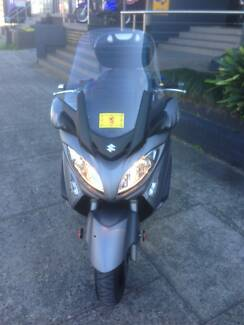 Suzuki Burgman 650 Executive Brookvale Manly Area Preview