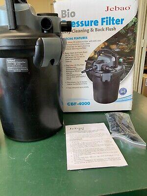Jebao Happet Teichpumpe Filterpumpe Pumpe FTP-12000 ECO