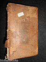 Roman History From The Building Of The City To Caesar - 1724 - Laurence Echard -  - ebay.co.uk