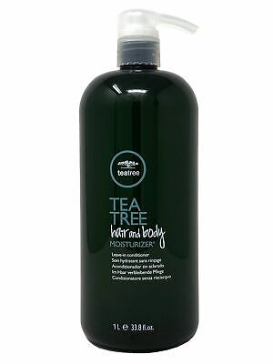 Paul Mitchell Tea Tree Hair & Body Moisturizer Leave In Conditioner 33.8 oz
