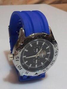 Nautica Men's BFD 100 Date Watch -blue and silver brand new East Hills Bankstown Area Preview