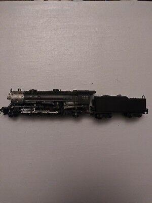 Kato 12601 N Scale WP 2-8-2 Steam Loco/Tender for sale  Pueblo