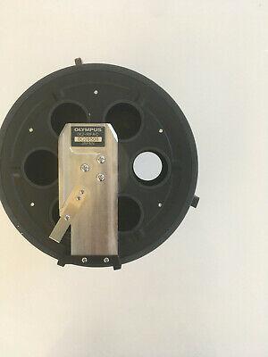 Olympus Ix2-rfac 6 Position Fluorescent Filter Wheel For Ix51 Ix71