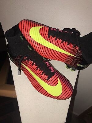 Nike Mercurial Superfly V FG Soccer Cleats Msrp 300 sz 12.5