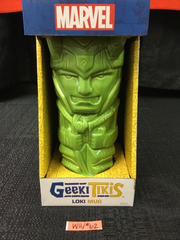 Geeki Tikis Marvel Loki Mug 16 oz.
