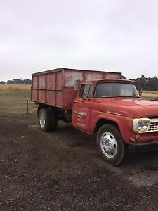 F600 f100 truck pick up Rokewood Golden Plains Preview